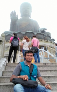 Po Ling Buddha Statue
